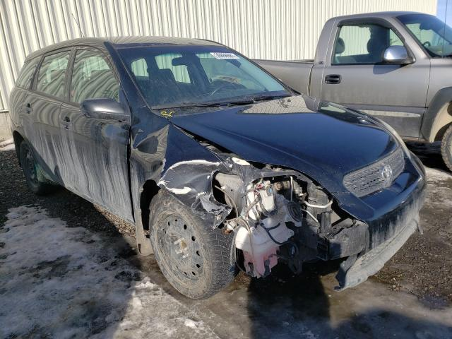 Salvage cars for sale from Copart Rocky View County, AB: 2008 Toyota Corolla MA