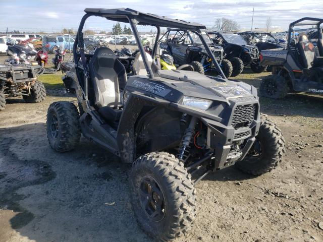 Salvage cars for sale from Copart Eugene, OR: 2016 Polaris RZR 1000