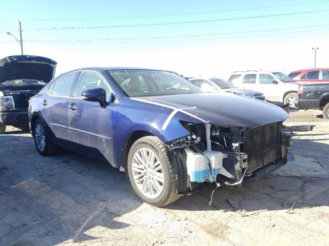 Salvage cars for sale from Copart Indianapolis, IN: 2013 Lexus ES 350