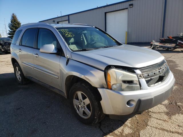 2006 Chevrolet Equinox LT en venta en Lansing, MI