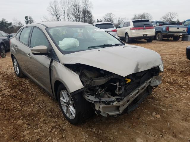 Vehiculos salvage en venta de Copart China Grove, NC: 2015 Ford Focus SE