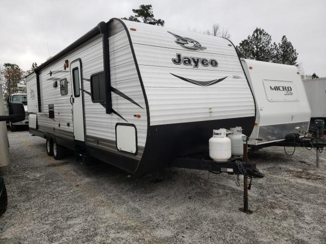 Jayco JAY Flight salvage cars for sale: 2017 Jayco JAY Flight