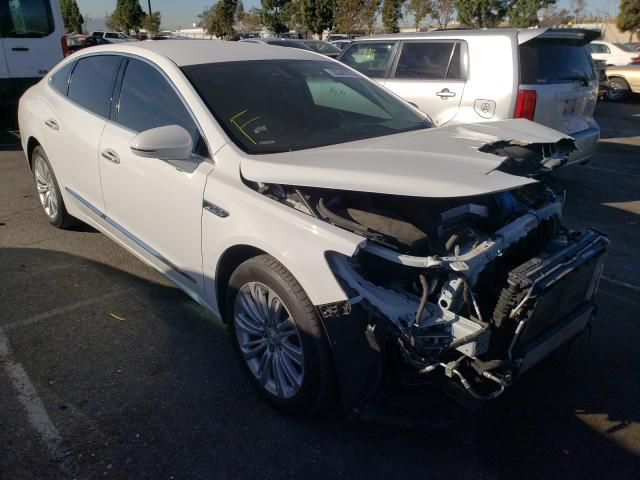 Salvage cars for sale from Copart Rancho Cucamonga, CA: 2019 Buick Lacrosse E