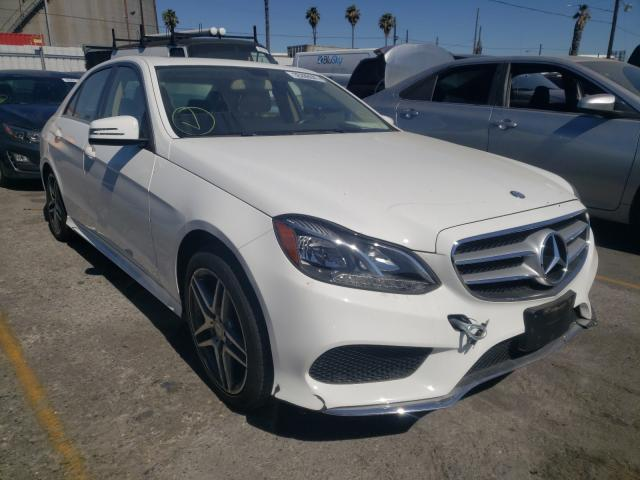 Vehiculos salvage en venta de Copart Wilmington, CA: 2015 Mercedes-Benz E 350