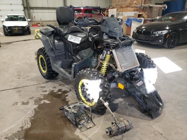 Salvage cars for sale from Copart Montreal Est, QC: 2020 Can-Am Outlander
