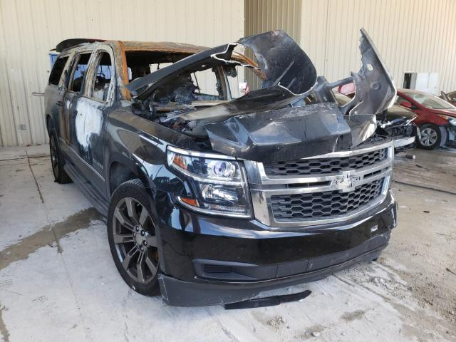 Salvage cars for sale from Copart Homestead, FL: 2015 Chevrolet Suburban C