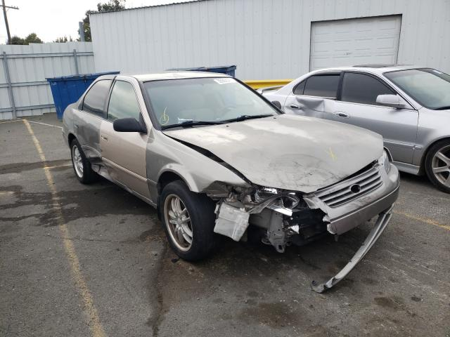Salvage 2000 TOYOTA CAMRY - Small image. Lot 35552271