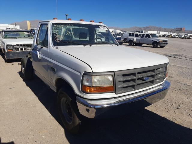 Ford F350 salvage cars for sale: 1994 Ford F350
