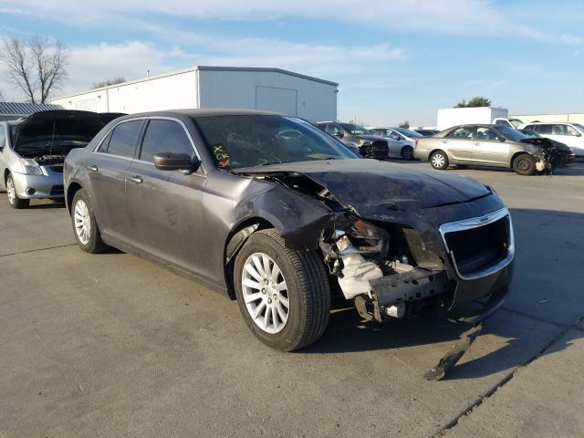Vehiculos salvage en venta de Copart Sacramento, CA: 2013 Chrysler 300