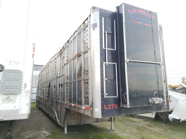 EBY salvage cars for sale: 2016 EBY Trailer