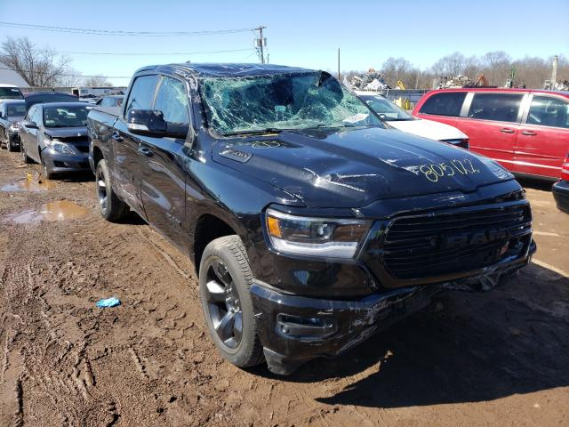 Salvage cars for sale from Copart Hillsborough, NJ: 2019 Dodge RAM 1500 BIG H