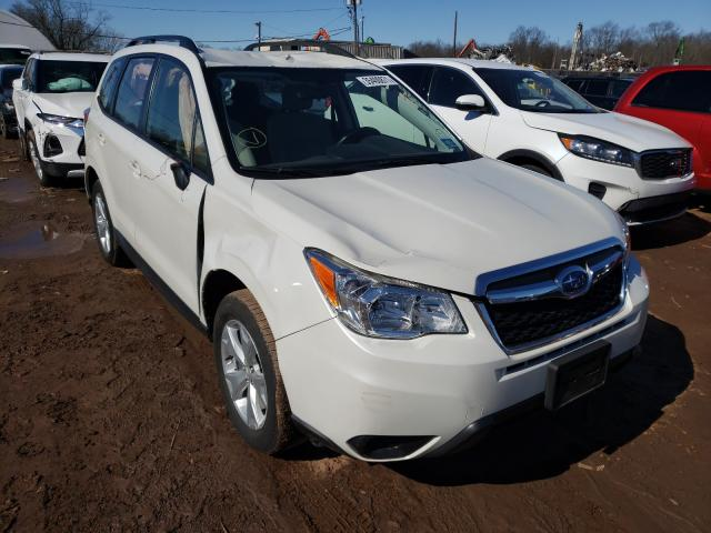 Salvage cars for sale from Copart Grantville, PA: 2016 Subaru Forester 2