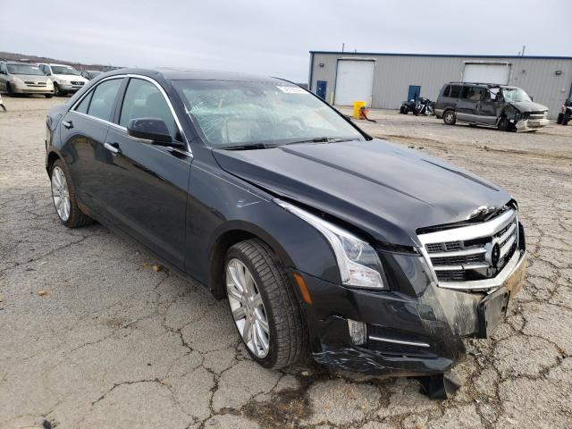 Salvage cars for sale from Copart Chatham, VA: 2013 Cadillac ATS Premium
