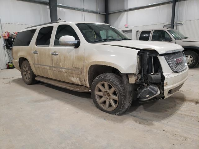 Salvage cars for sale from Copart Greenwood, NE: 2010 GMC Yukon XL D