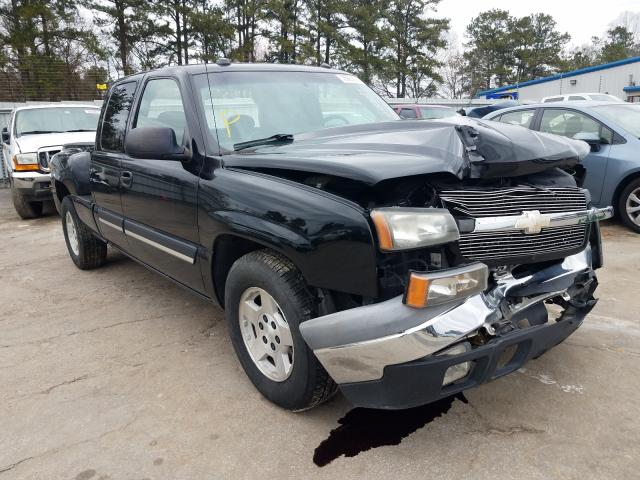 Salvage cars for sale from Copart Austell, GA: 2004 Chevrolet Silverado