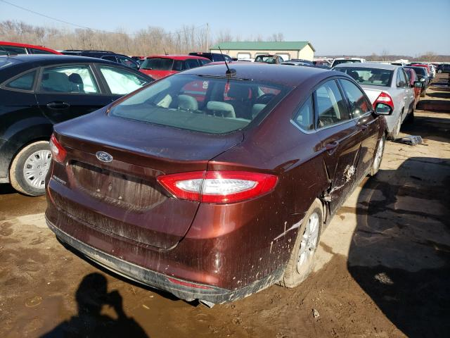 2015 FORD FUSION S 3FA6P0G78FR222843