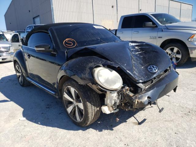 Salvage cars for sale from Copart Lawrenceburg, KY: 2013 Volkswagen Beetle Turbo