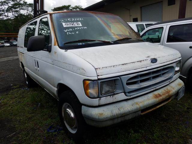 Salvage cars for sale from Copart Kapolei, HI: 1999 Ford Econoline