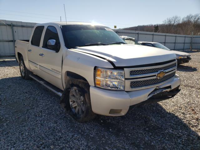 Salvage cars for sale from Copart Prairie Grove, AR: 2013 Chevrolet Silverado