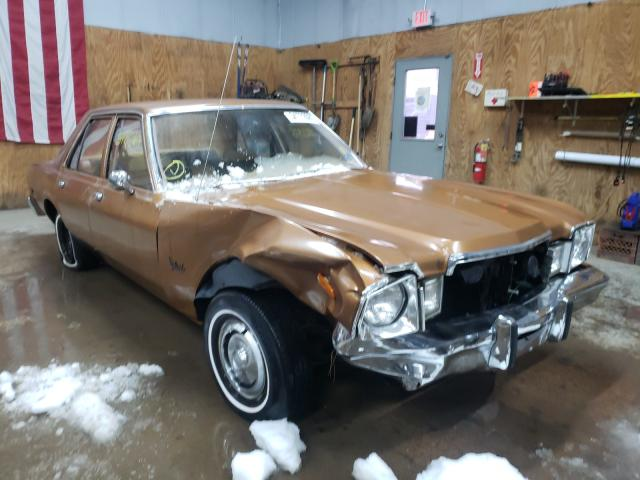 Plymouth salvage cars for sale: 1979 Plymouth Volare