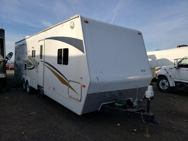 Salvage cars for sale from Copart Eugene, OR: 2007 Jayco Motorhome