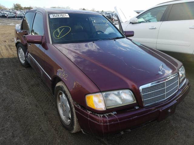 Salvage 1997 MERCEDES-BENZ C-CLASS - Small image