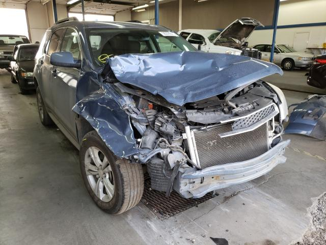 Salvage cars for sale from Copart Pasco, WA: 2012 Chevrolet Equinox LT