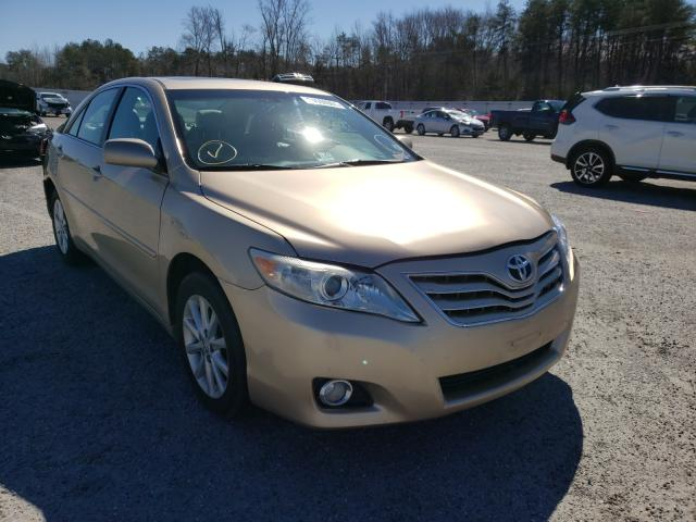 Salvage cars for sale from Copart Fredericksburg, VA: 2010 Toyota Camry Base