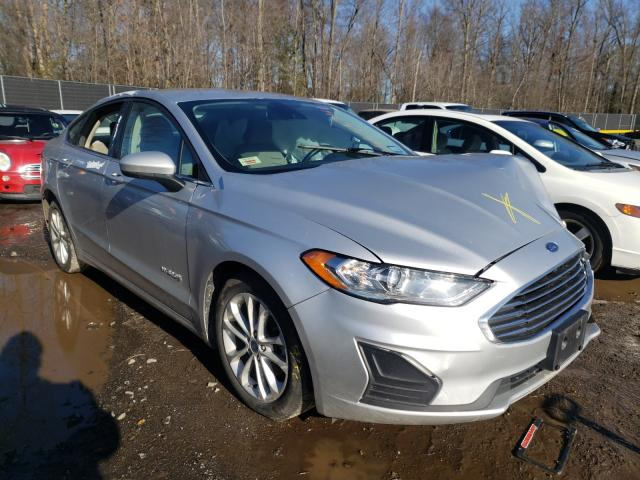 Ford Fusion salvage cars for sale: 2019 Ford Fusion