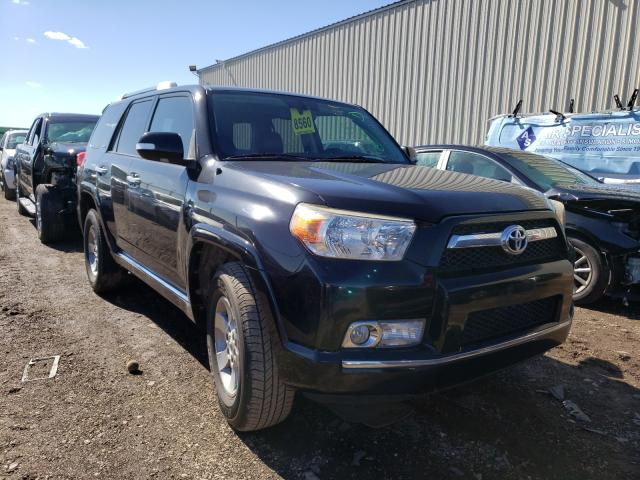 Salvage cars for sale from Copart Houston, TX: 2011 Toyota 4runner