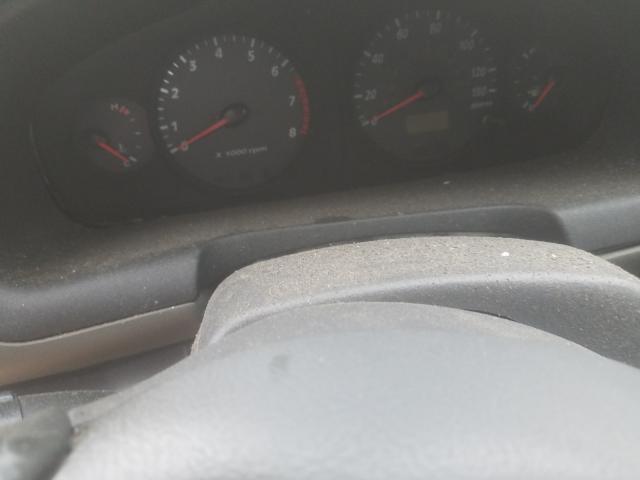 2003 HYUNDAI SANTA FE G - Engine View