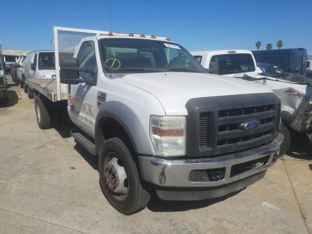 2008 Ford F550 Super for sale in Van Nuys, CA