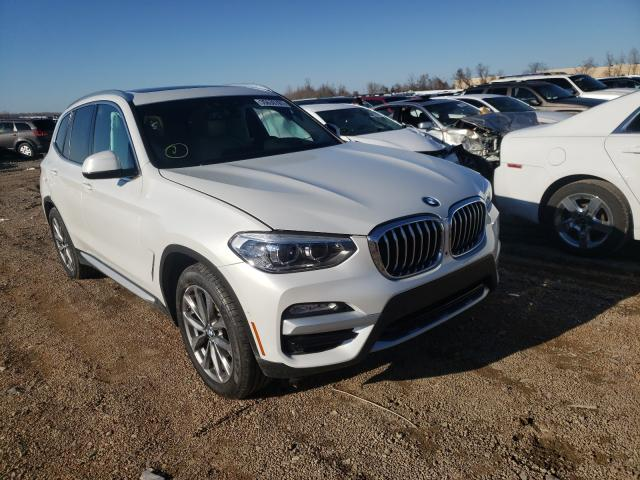 Salvage cars for sale from Copart Bridgeton, MO: 2019 BMW X3 XDRIVE3
