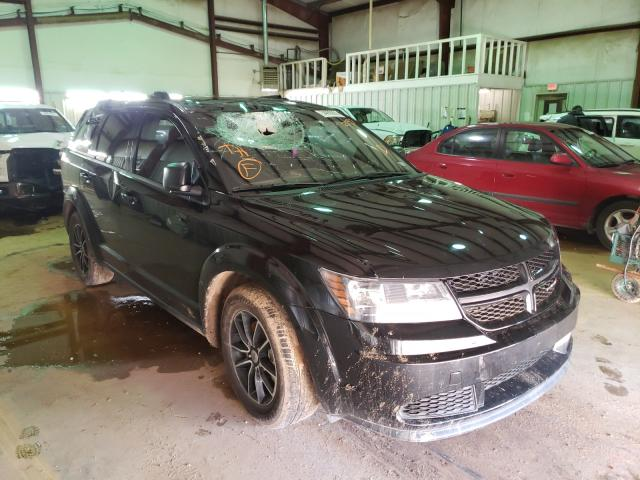 Vehiculos salvage en venta de Copart Longview, TX: 2018 Dodge Journey SE