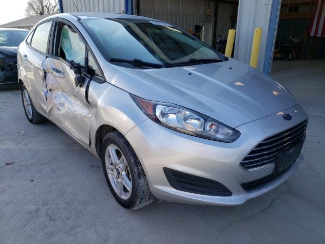 Ford Fiesta salvage cars for sale: 2019 Ford Fiesta