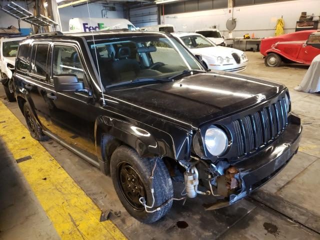 Vehiculos salvage en venta de Copart Wheeling, IL: 2009 Jeep Patriot SP