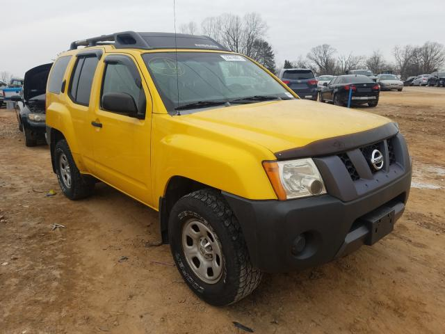 Vehiculos salvage en venta de Copart China Grove, NC: 2006 Nissan Xterra OFF