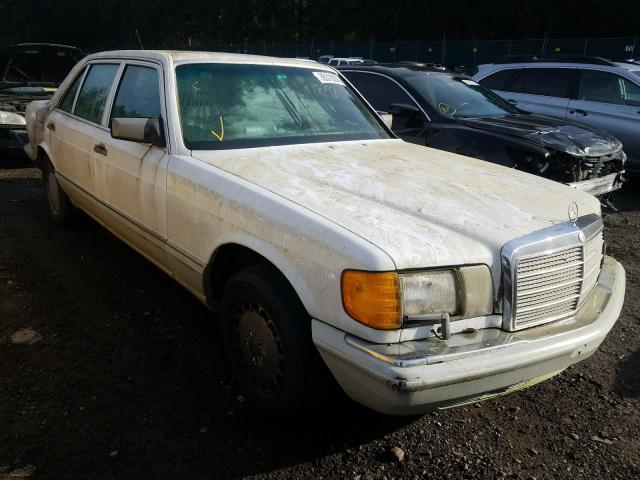 Salvage cars for sale from Copart Graham, WA: 1990 Mercedes-Benz 420 SEL