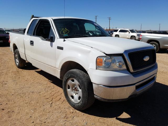 Salvage cars for sale from Copart Andrews, TX: 2008 Ford F150