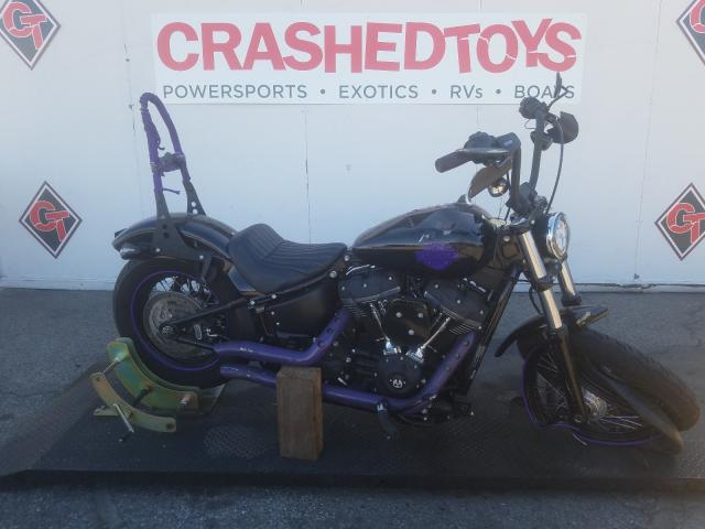 Salvage cars for sale from Copart Van Nuys, CA: 2020 Harley-Davidson Fxbb