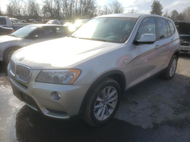 2013 BMW X3 XDRIVE2 - Left Front View