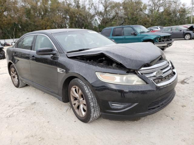 Salvage cars for sale from Copart Ocala, FL: 2012 Ford Taurus SEL