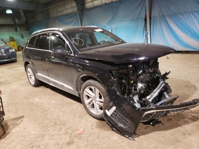 Audi Vehiculos salvage en venta: 2020 Audi Q7 Premium