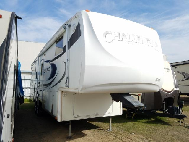 Chal salvage cars for sale: 2006 Chal 5th Wheel