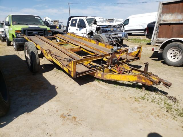 Trailers Vehiculos salvage en venta: 1957 Trailers Dolly
