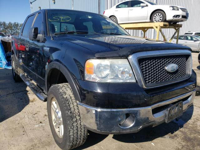Ford salvage cars for sale: 2006 Ford F150 Super