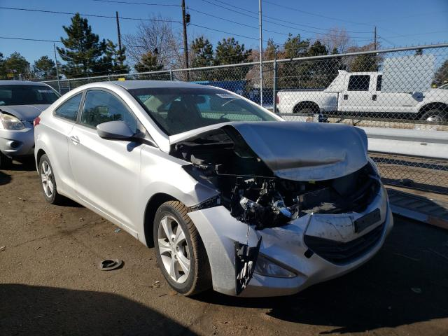 Hyundai salvage cars for sale: 2013 Hyundai Elantra CO