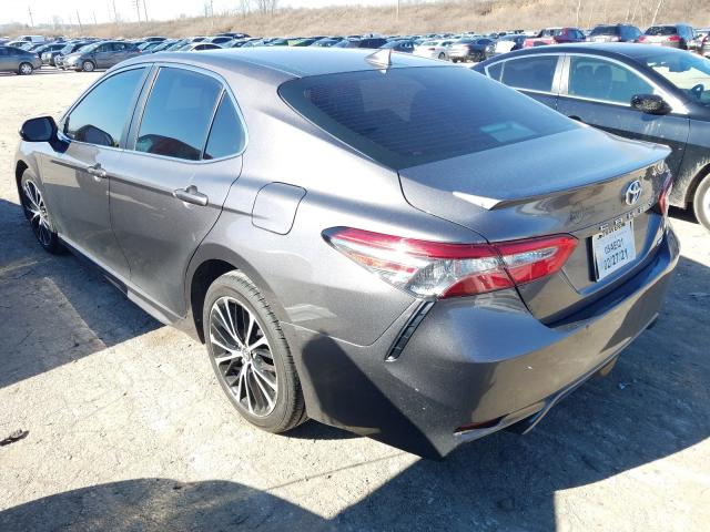 2019 TOYOTA CAMRY L - Right Front View