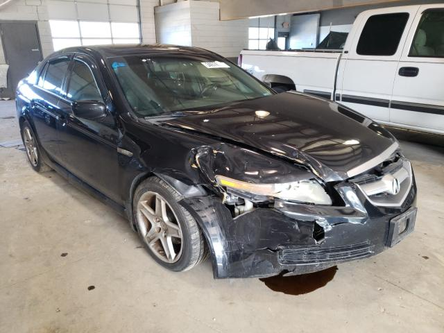 Salvage cars for sale from Copart Sandston, VA: 2006 Acura 3.2TL
