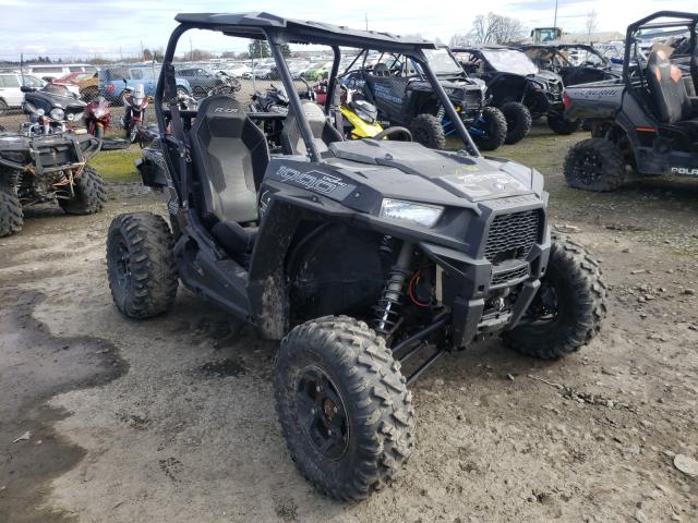 Salvage cars for sale from Copart Eugene, OR: 2021 Polaris RZR PRO XP